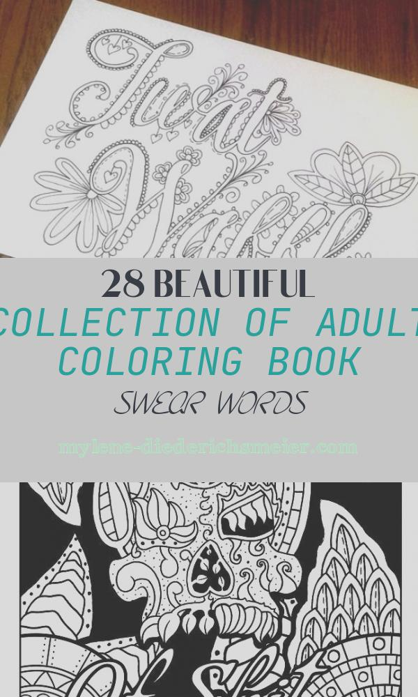 Adult Coloring Book Swear Words Luxury This Naughty Coloring Book Will Help You Curse Less and