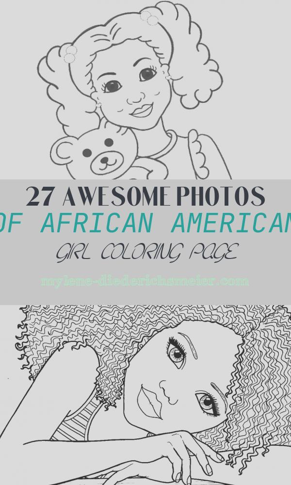 African American Girl Coloring Page Fresh African American Coloring Sheets African American Free