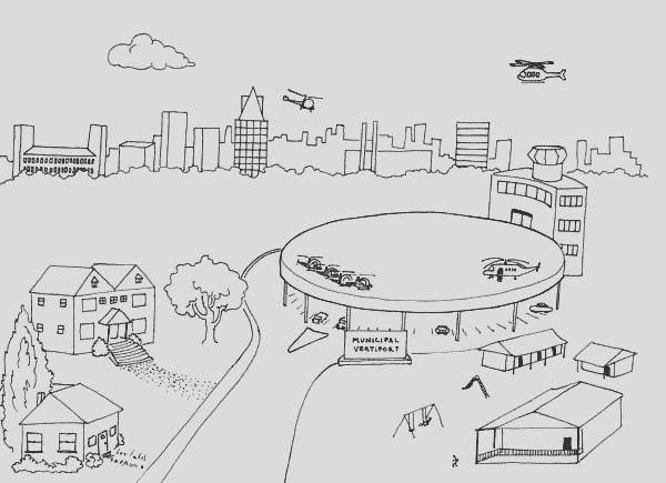 picture international airport coloring page