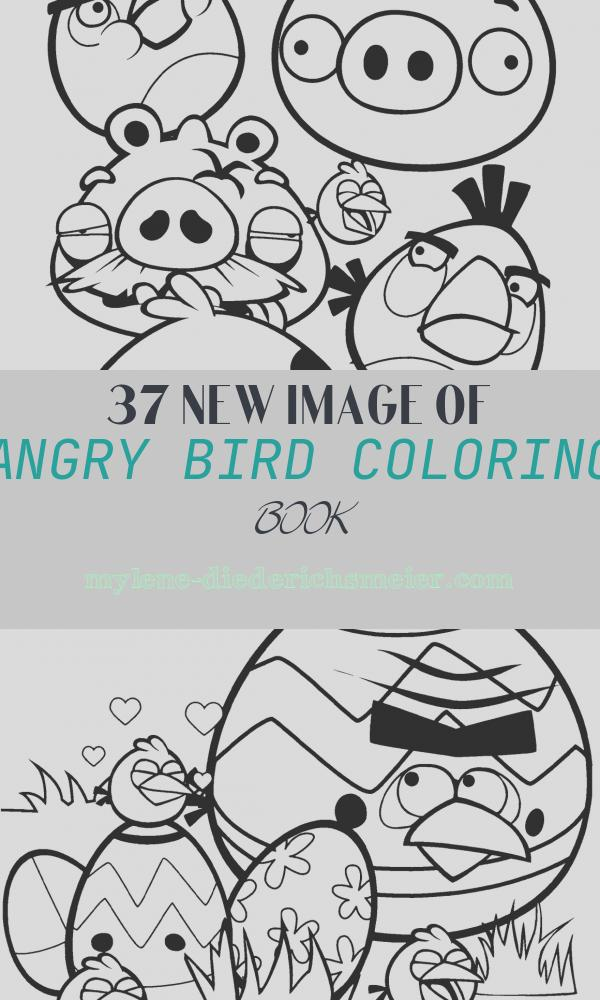 Angry Bird Coloring Book Luxury 15 Best Printable Angry Birds Colouring Pages for Kids