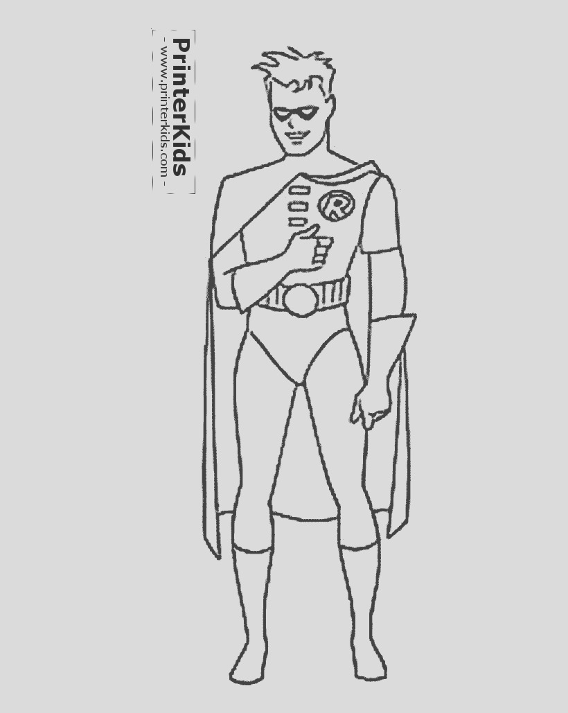 u2e6q8a9w7r5u2y3 batman and robin coloring pages on beautiful batman