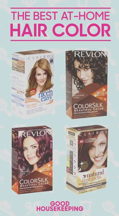 best home hair color
