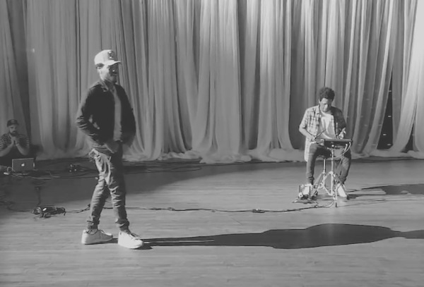 chance rapper releases phone friendly video great featuring jay electronica