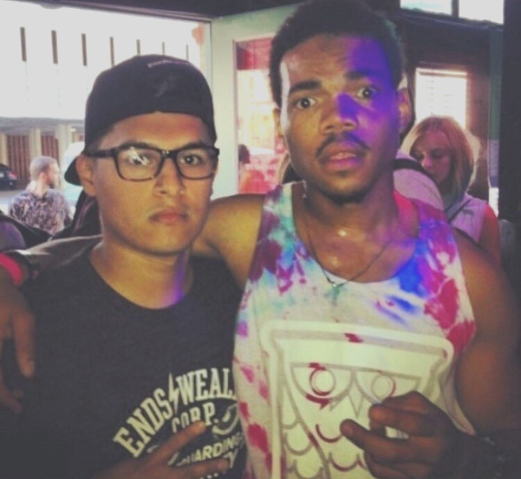 chance the rapper puts 10 day and acid rap on all streaming platforms