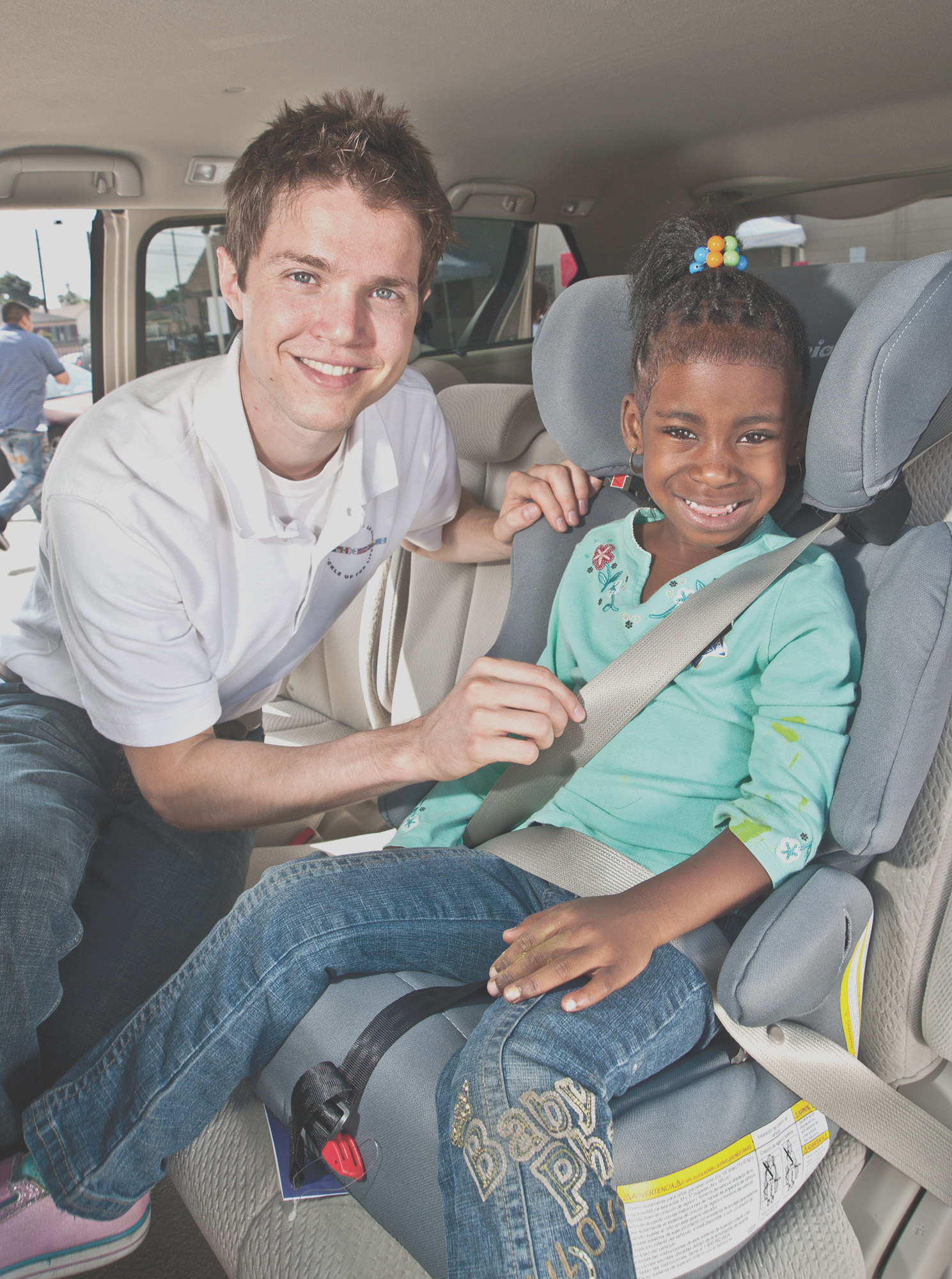 toyota cincinnati children s hospital child passenger safety buckle up for life