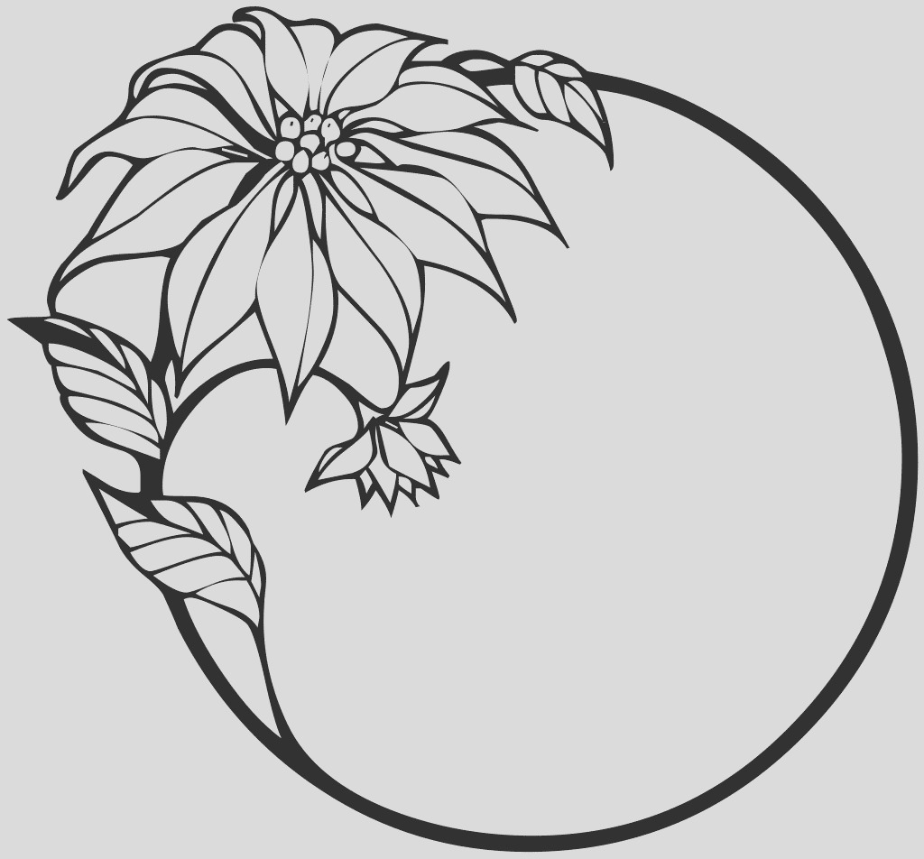 christmas ornament coloring pages