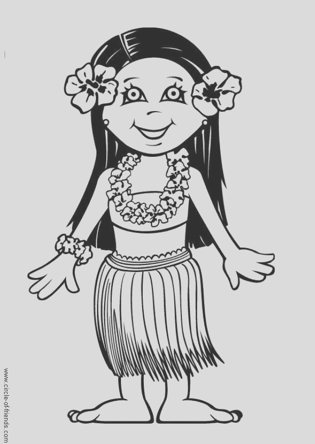 coloring page leilani i5632