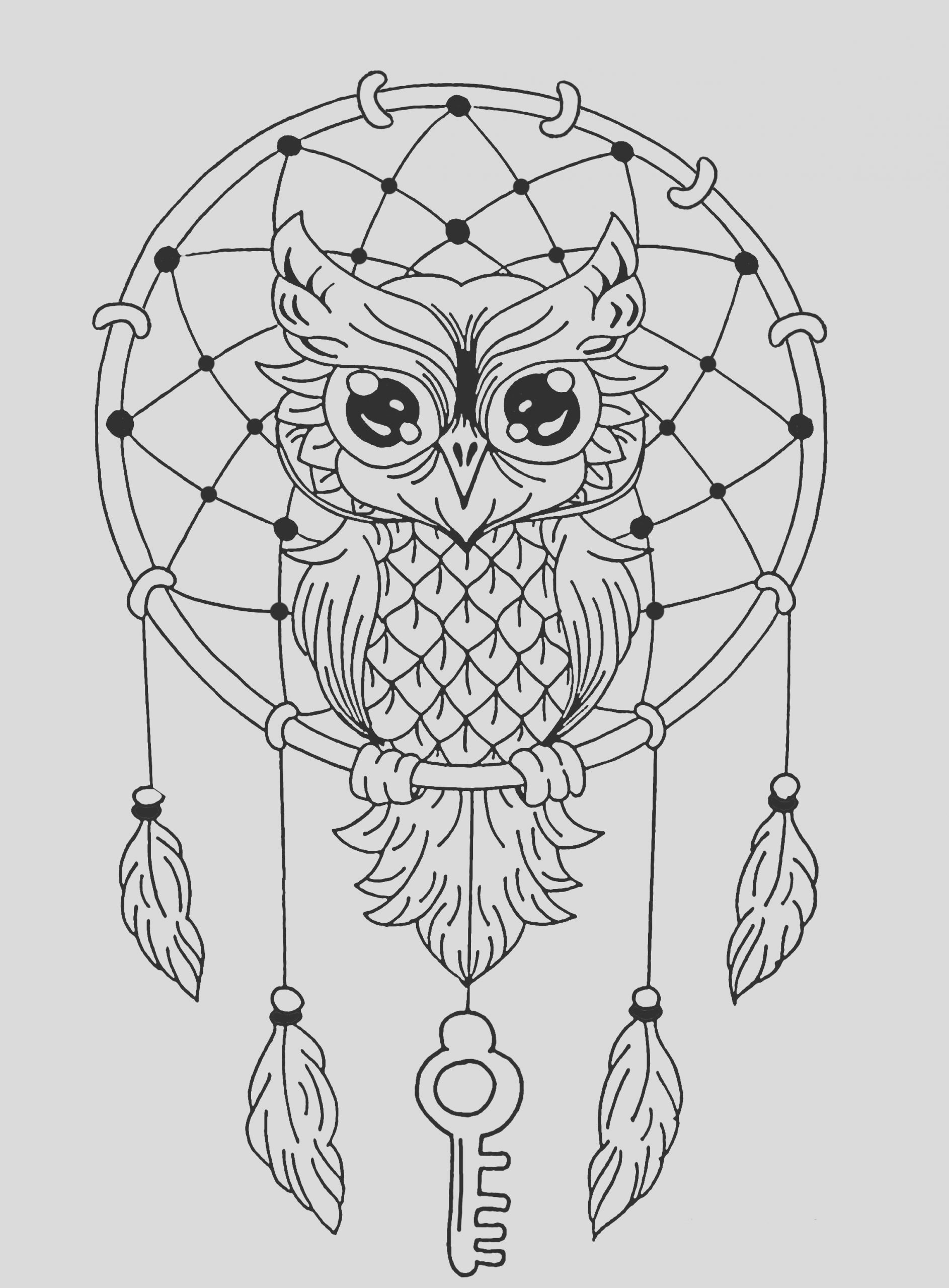 image=owls Coloring for kids owls 1