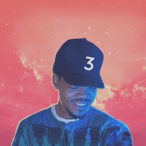 chance the rapper coloring book vinyl