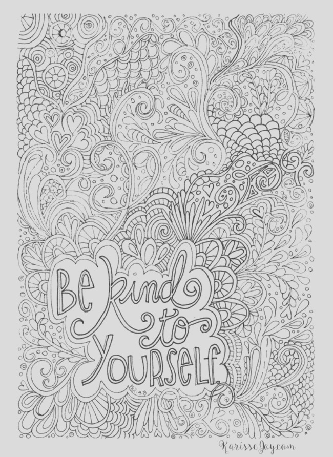 coloring pages phrases