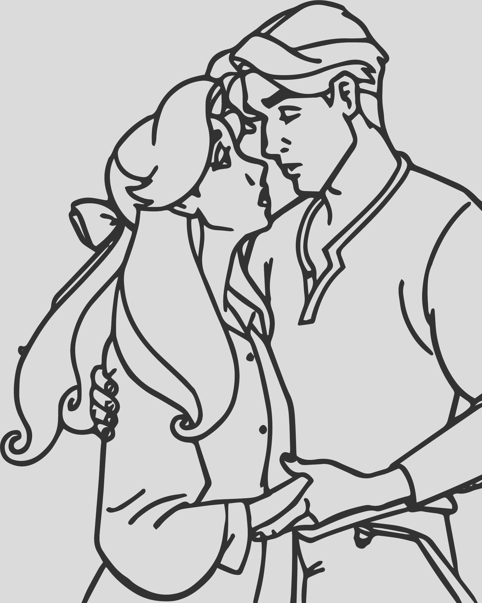 anastasia boyfriend hope coloring pages