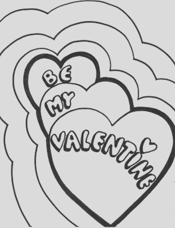 i love my boyfriend coloring pages