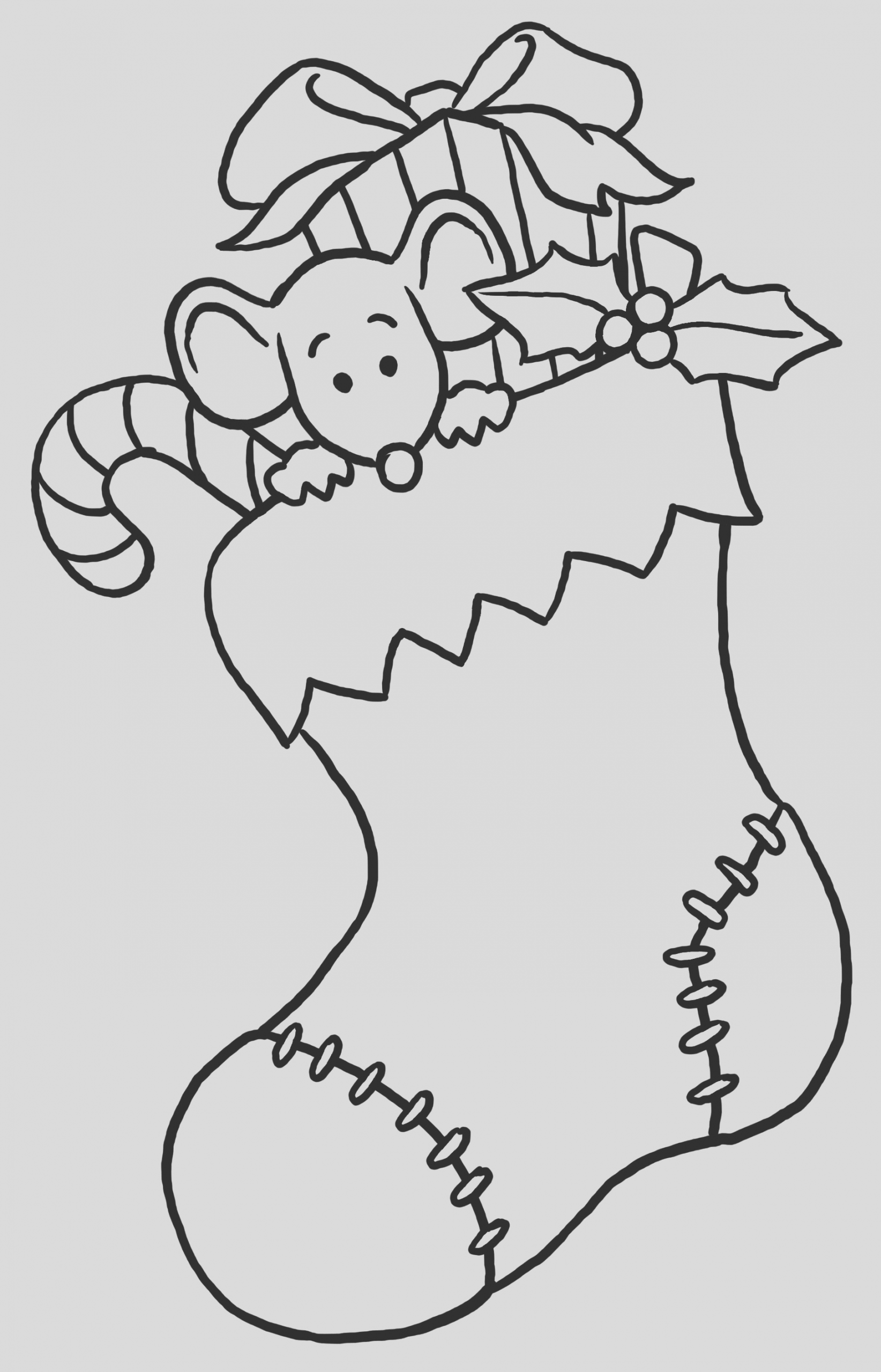 christmas coloring pages 3 3