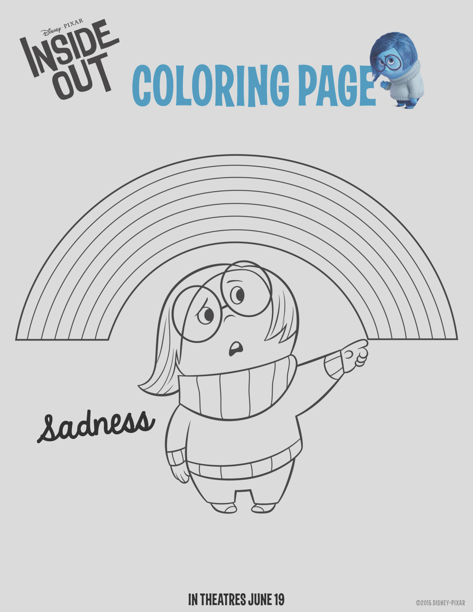 free printable inside out activities