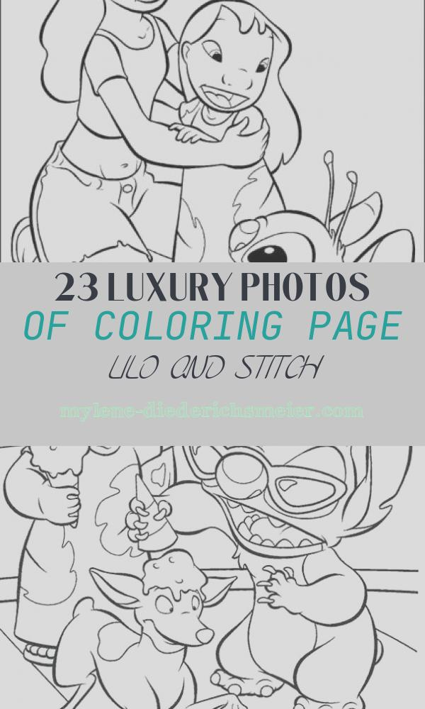 Coloring Page Lilo and Stitch Luxury Coloring Pages for Girls Lilo and Stitch Printable