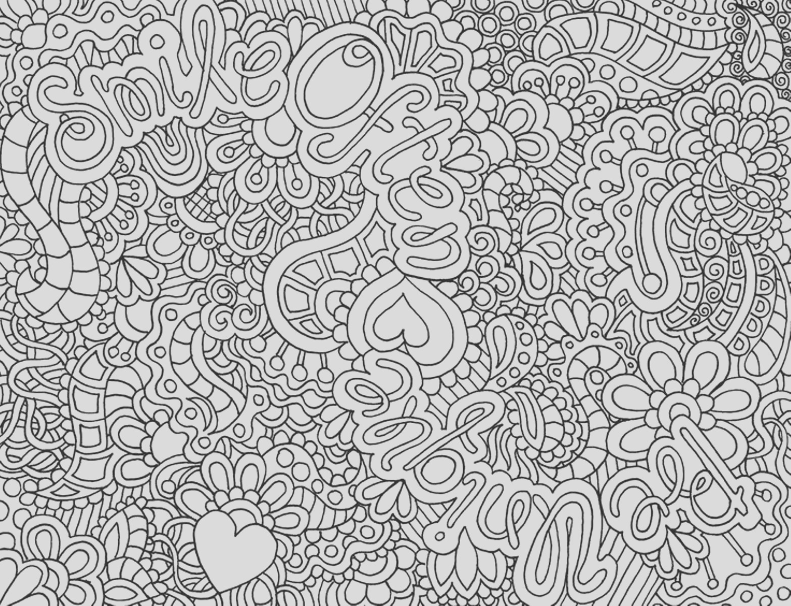 coloring pages for teenagers graffiti