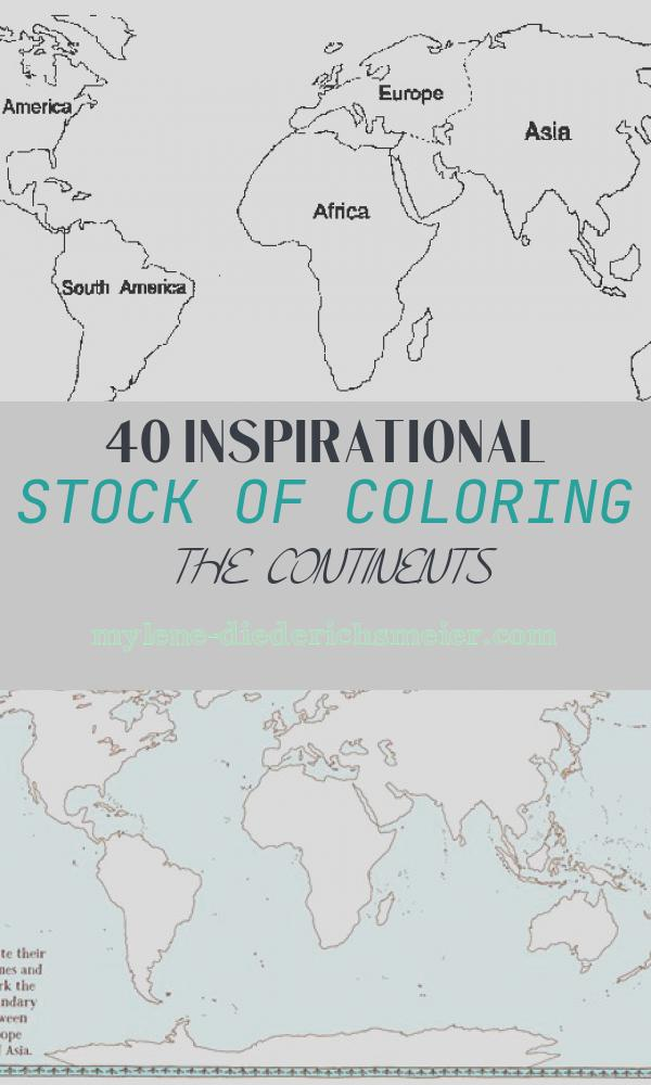 Coloring the Continents Best Of 7 Continents Coloring Pages