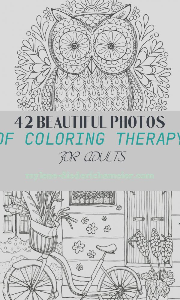 Coloring therapy for Adults Inspirational Colouring for Adults Anti Stress Colouring Printables