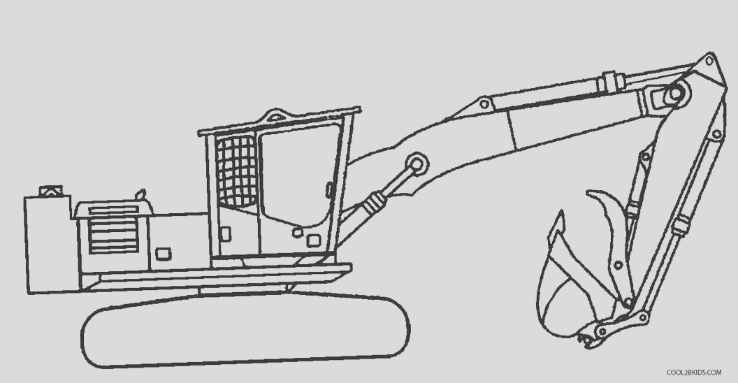 john deere coloring pages