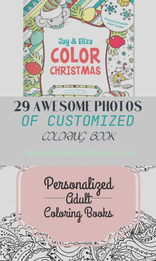 Customized Coloring Book Best Of Personalized Coloring Books