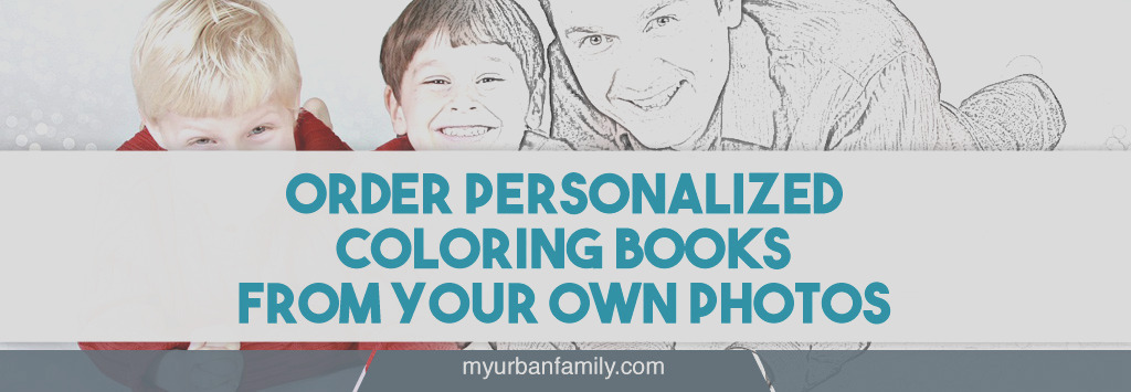 Order Personalized Coloring Books From Your Own s