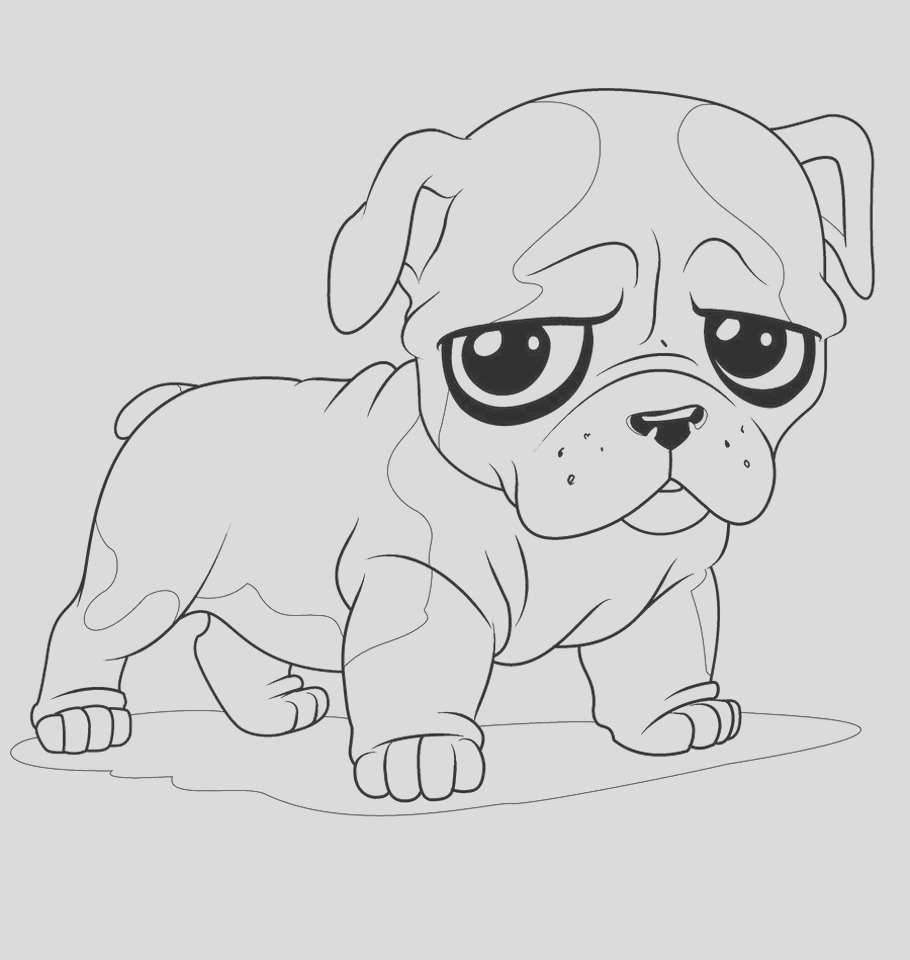 cute baby animal coloring pages to print 6fg7s