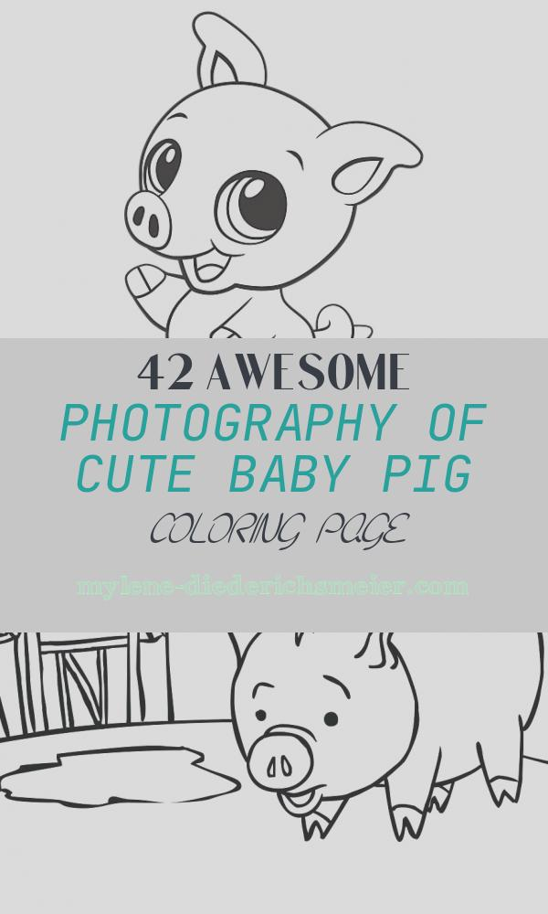 Cute Baby Pig Coloring Page Luxury Baby Pig Coloring Printable