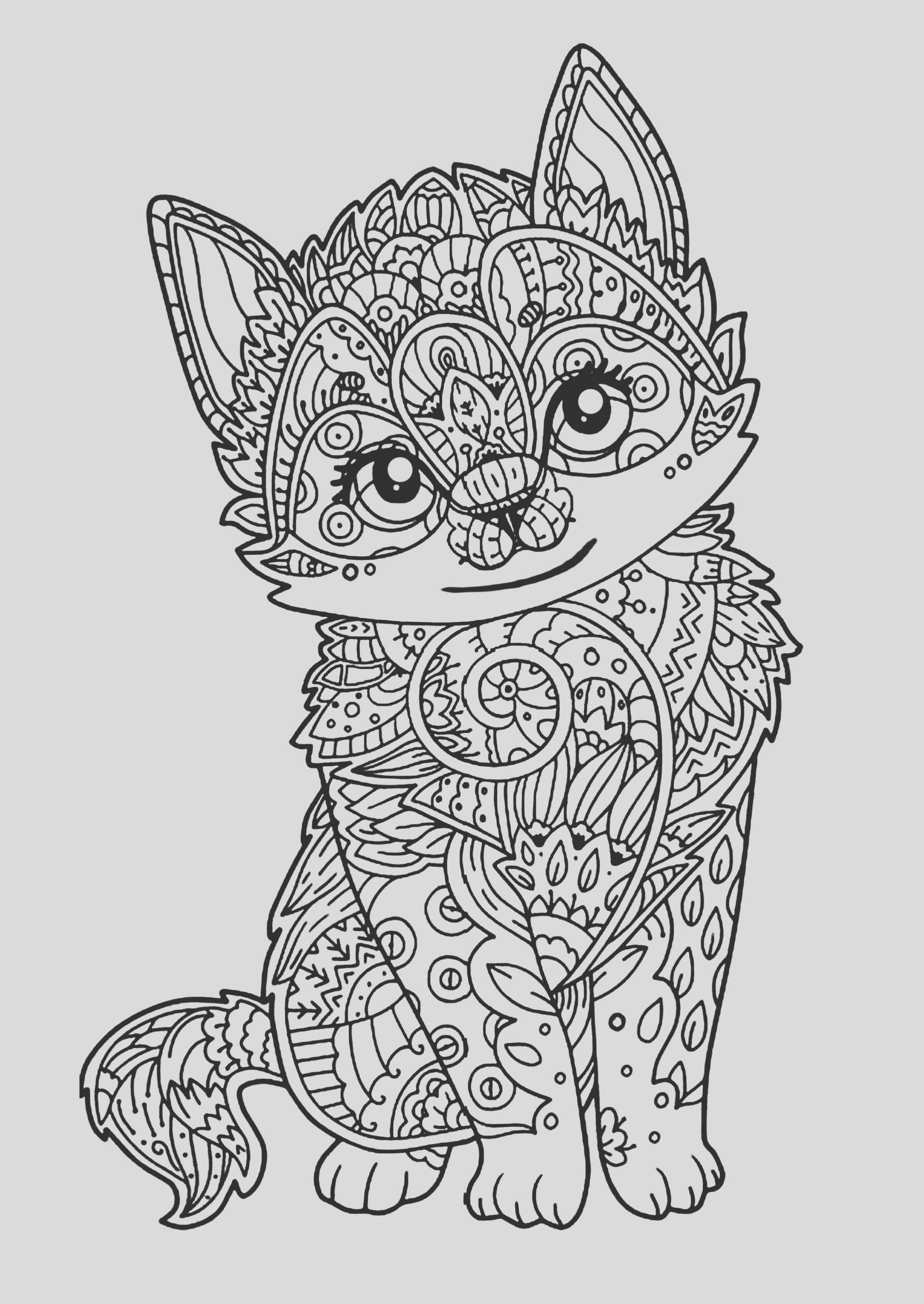 image=cats coloring cute kitten 1