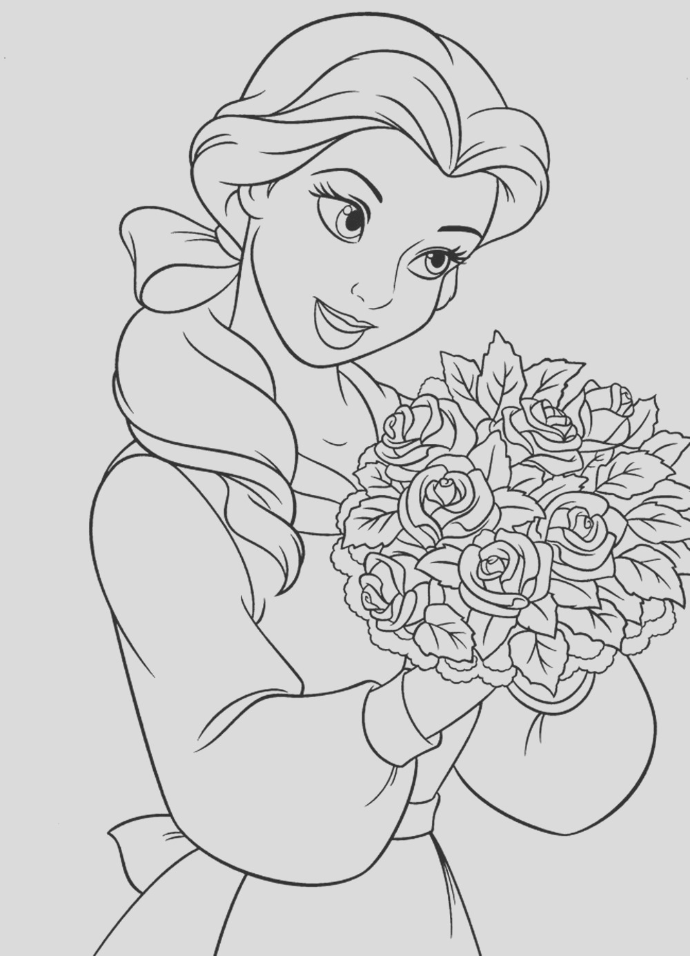 cute princess disney coloring pages for kids disney coloring pages printable coloring pages