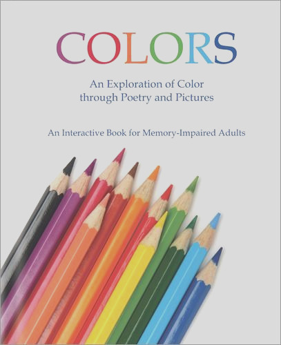 book alzheimers dementia colors