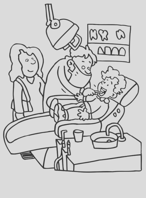 dentist pictures for kids