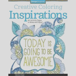 design originals inspirations creative colouring book coloring in for grown ups