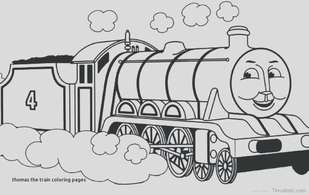 sel train coloring pages