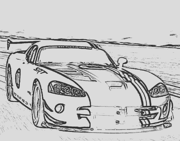dodge ram classic car coloring pages