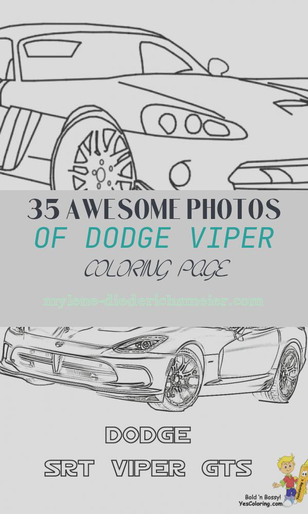 Dodge Viper Coloring Page Elegant Dodge Viper Coloring Page