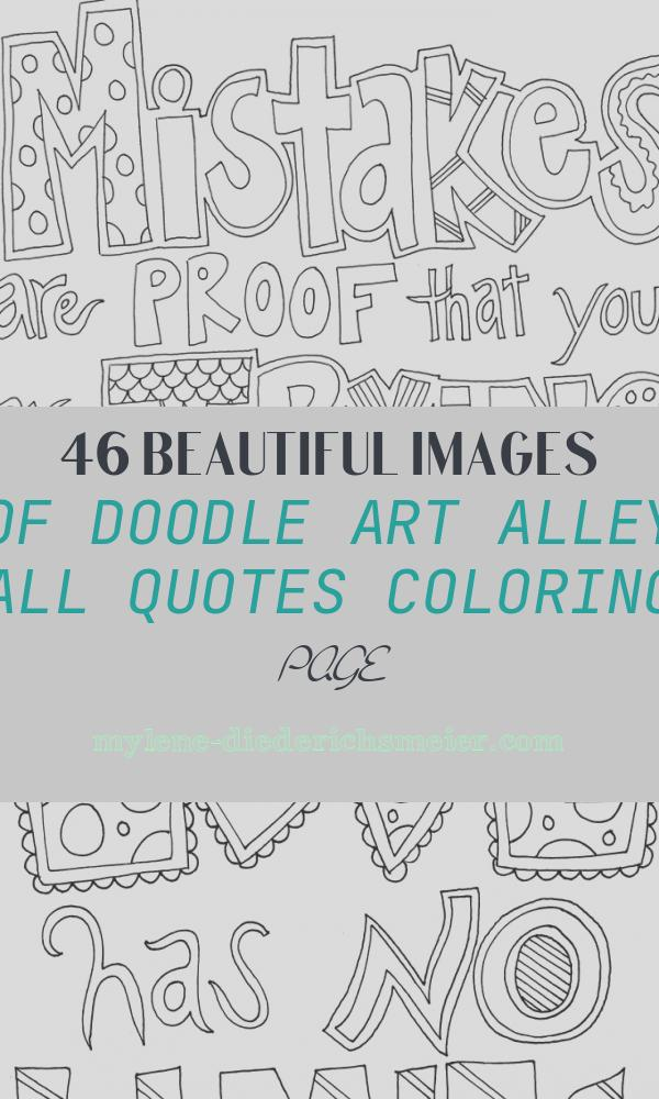 Doodle Art Alley All Quotes Coloring Page Beautiful Doodle Art Alley All Quotes Coloring Pages Coloring Home