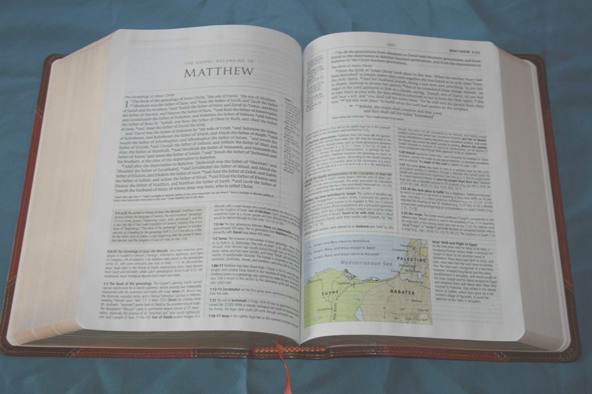 esv study bible review