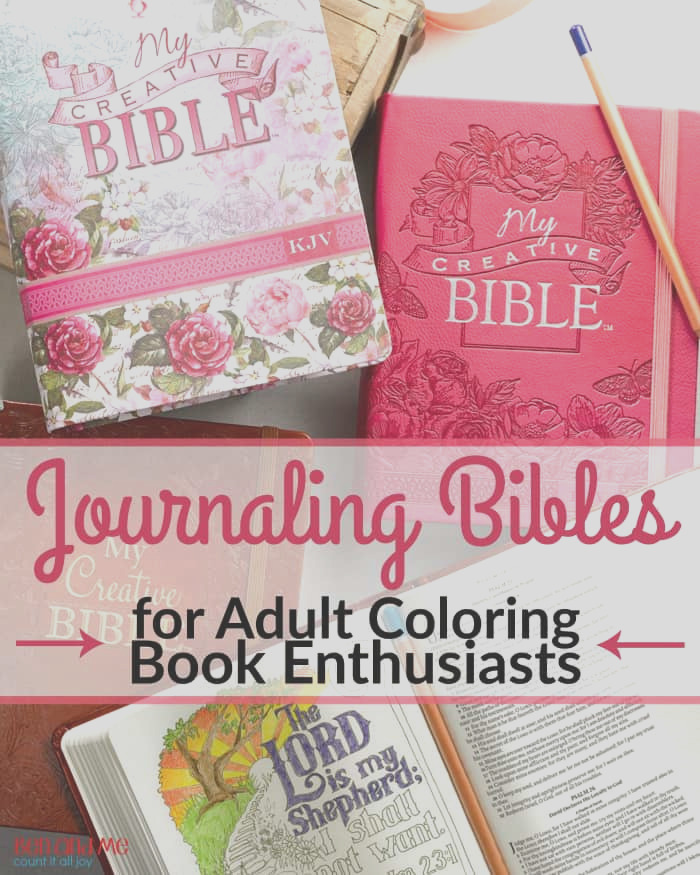 journaling bibles coloring book enthusiasts
