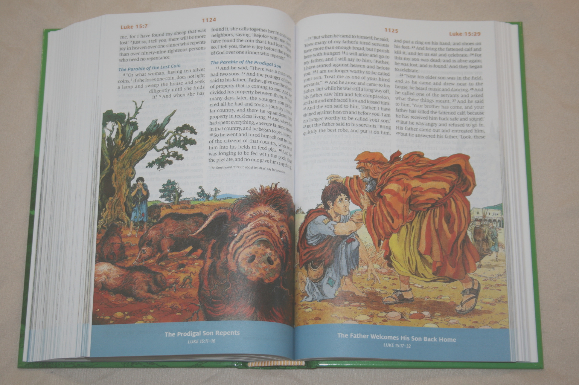 crossway esv childrens bible review