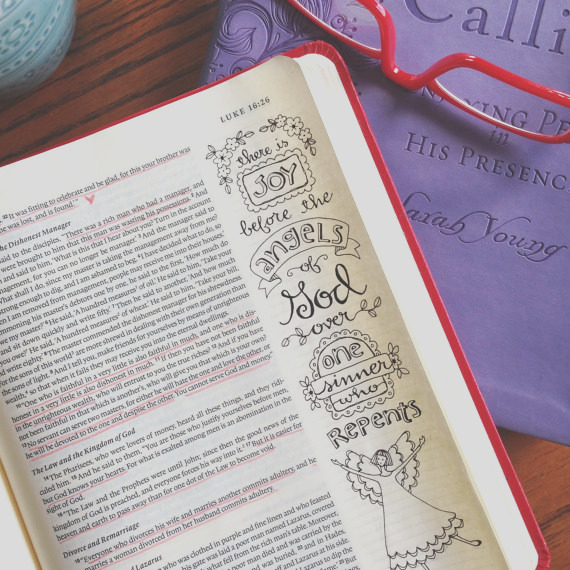 luke 15 21 color your own bible bookmarks