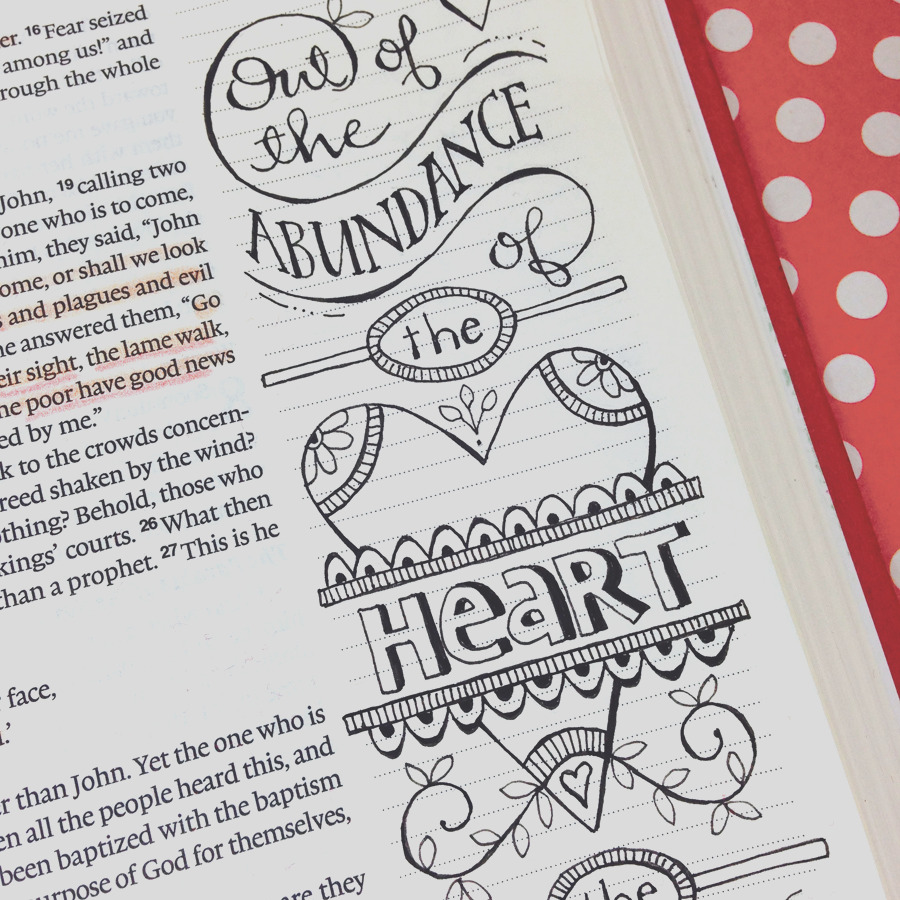 luke 1 4 color your own bookmarks