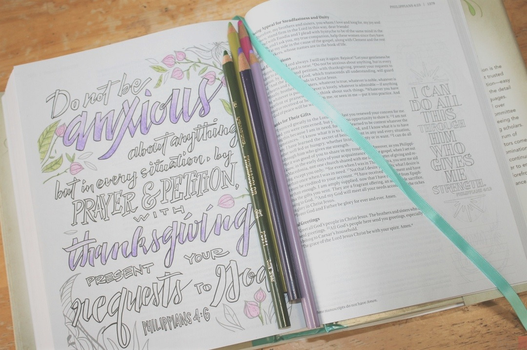 niv beautiful word coloring bible review