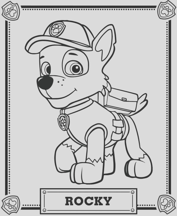 paw patrol everest coloring pages 01 coloring pages of paw patrol zum ausmalen