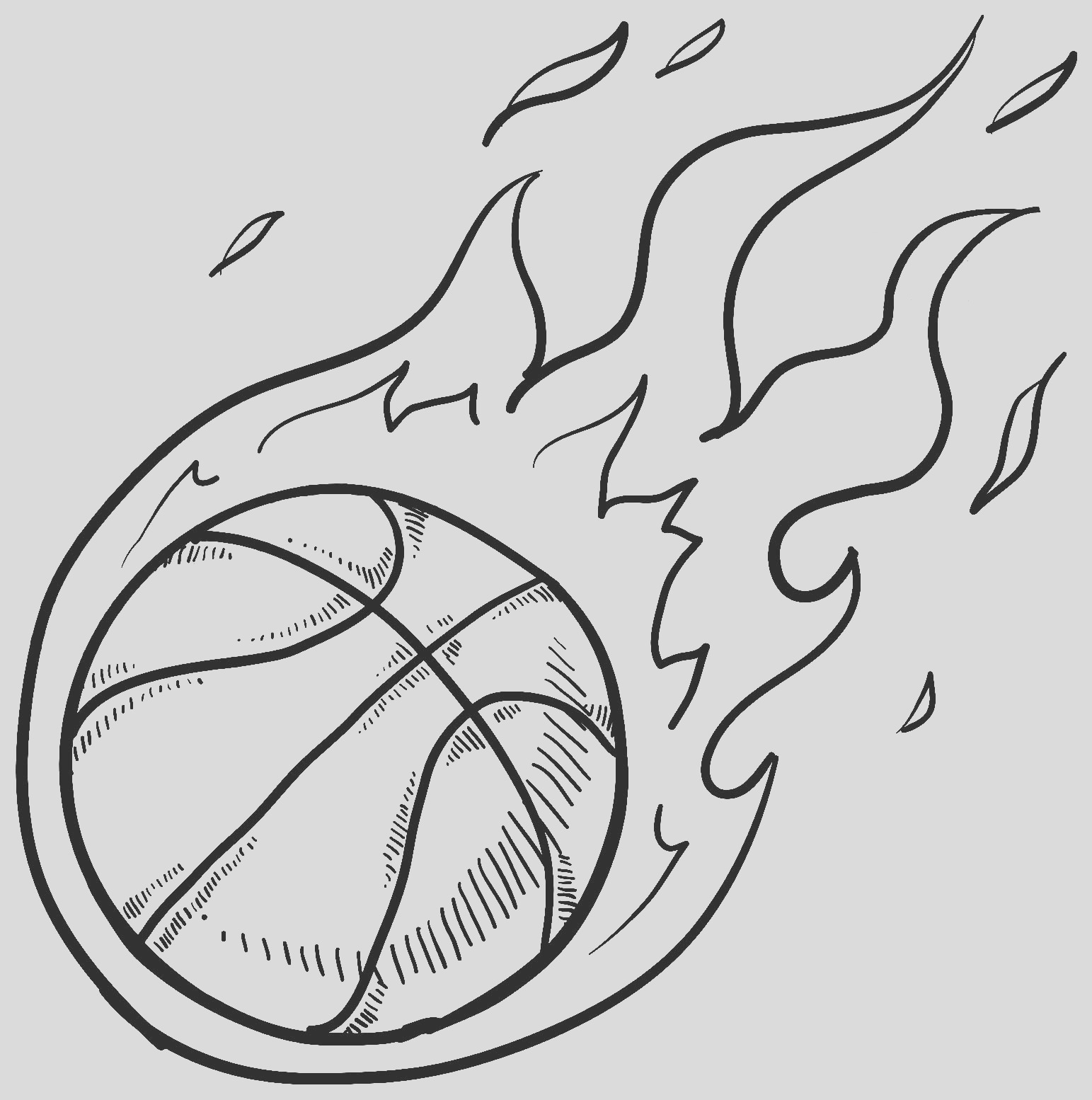 image=basketball coloring pages for children basketball 1