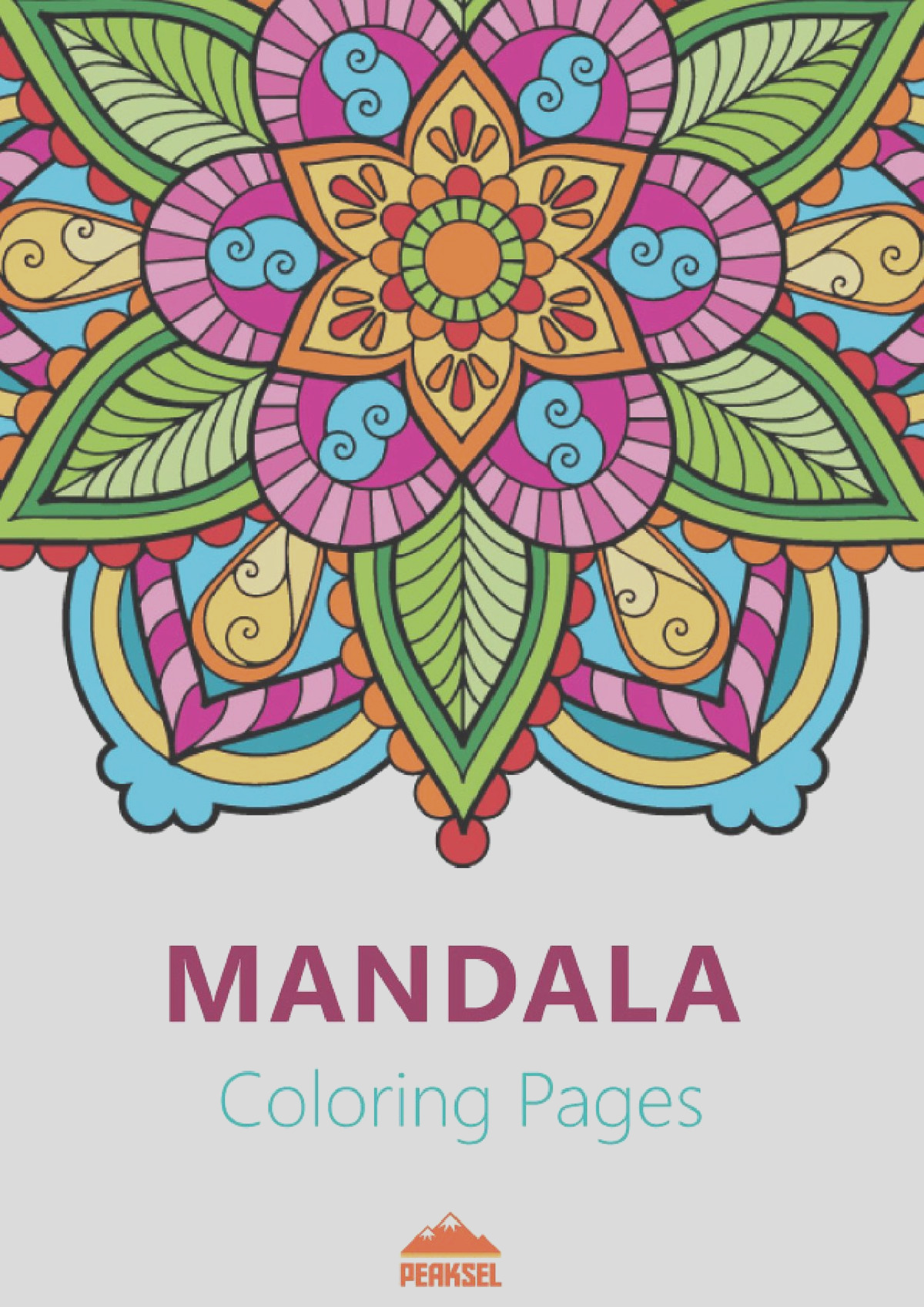 File Mandala Coloring Pages for Adults Printable Coloring Book pdf