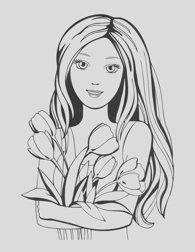 la s coloring pages