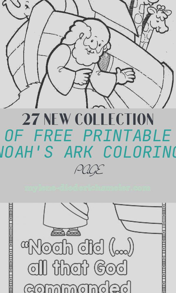 Free Printable Noah's Ark Coloring Page New 1000 Images About Noah On Pinterest