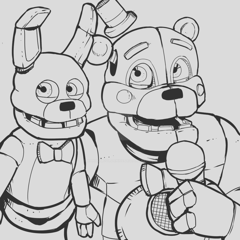 Funtime Freddy WIP FNAF Sister Location