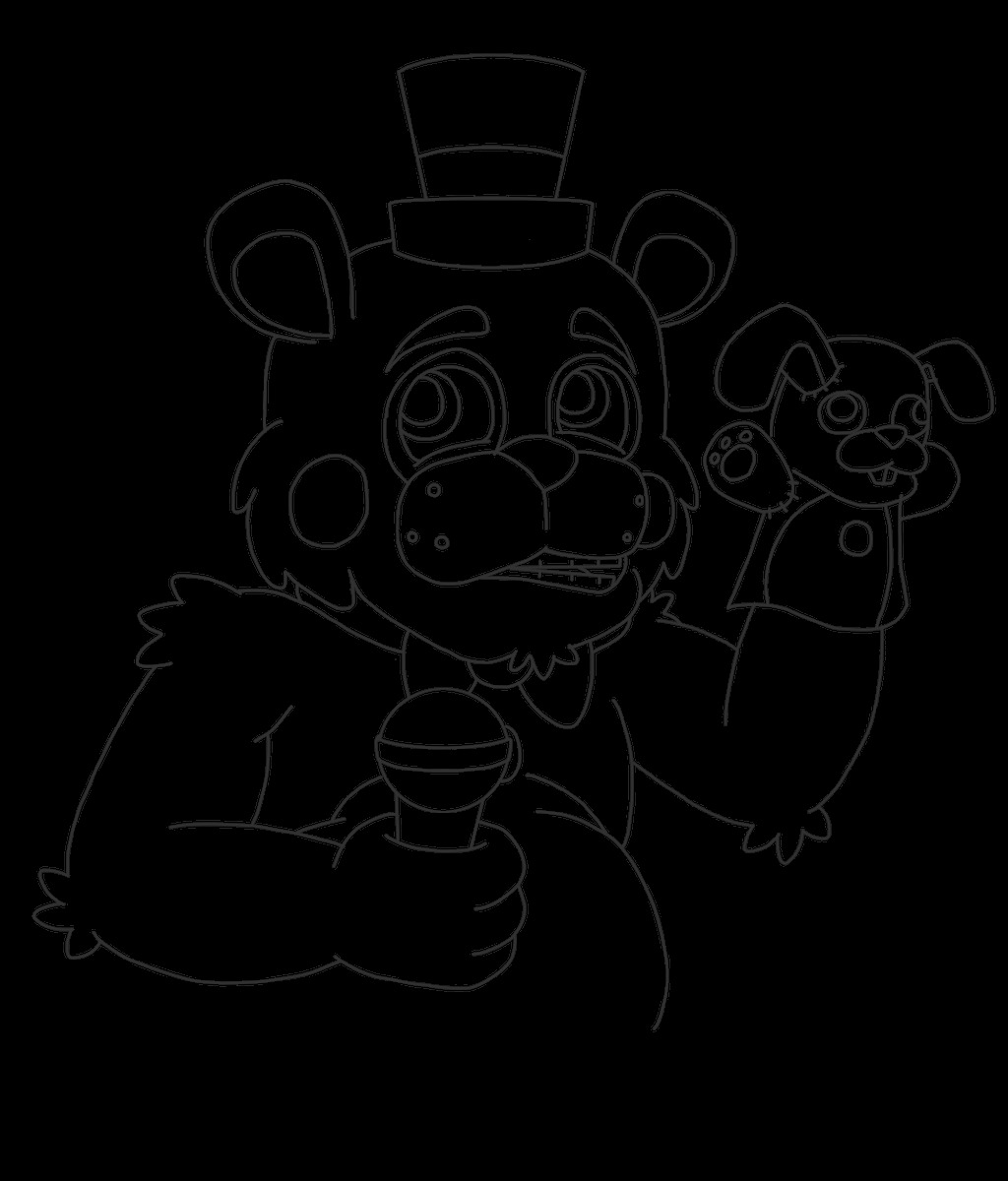 funtime freddy and bon bon