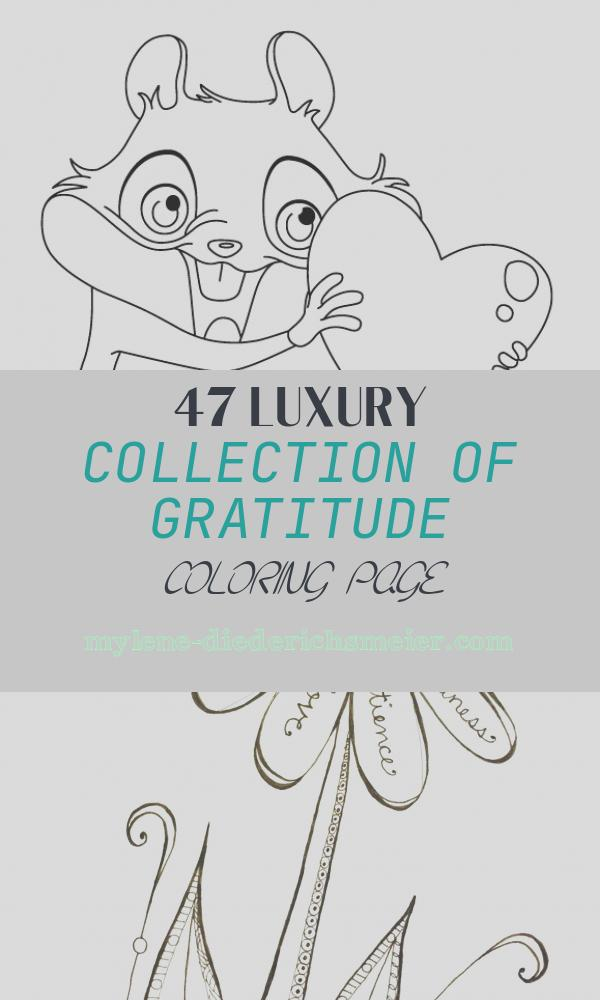Gratitude Coloring Page Best Of the Gratitude & Happiness Connection Activities for